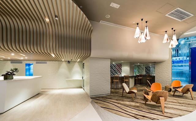 香港遨舍衛蘭軒酒店 酒店大堂