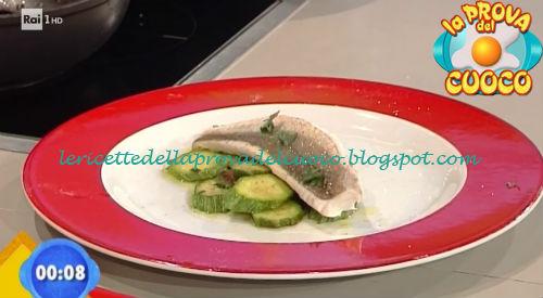 Gallinella al vapore con zucchine alla menta ricetta Facchini da Prova del Cuoco