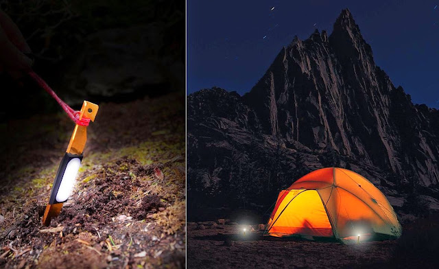 Coolest Camping Gadgets for Techies - Stakelight (15) 2