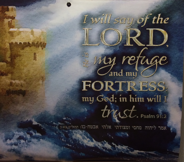 Love For His People: Psalm 91 - Our Hope and Comfort  Always