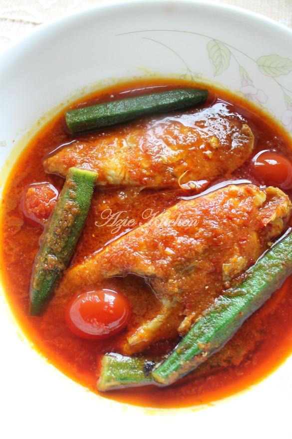 resepi ikan gerut masak asam pedas resep masakan khas Resepi Ikan Selar Kuning Masak Lemak Cili Api Enak dan Mudah
