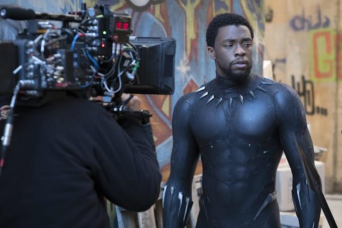 黒豹殿下が帰ってくる「ブラック・パンサー 2」は約1年後の来年2021年の春に撮影開始の予定‼️