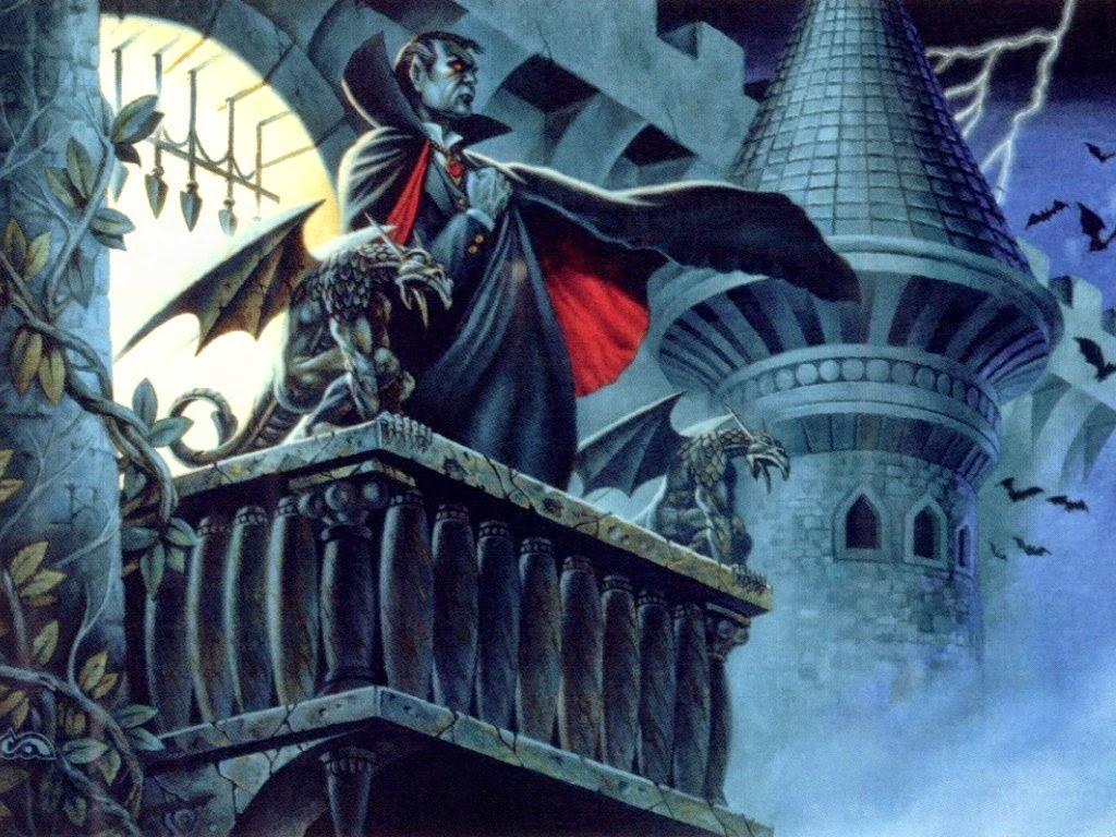 Resultado de imagen de vampiros cómics