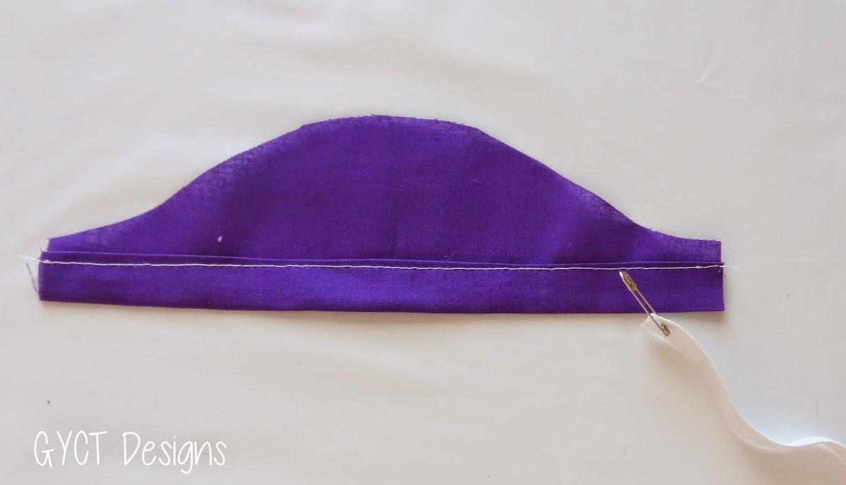 How to Make a Gathered Sleeve