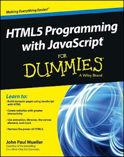 HTML5 Programming With Javascript For Dummies By John Paul Mueller