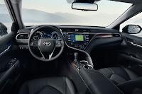 Toyota Camry (2019) Dashboard