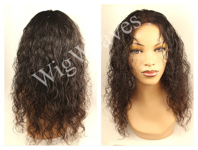 Custom Designed Lace Closure Wig