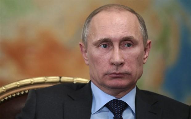 Vladímir Putin presidente de Rusia, aseguro que AMLO podría ser un buen presidente en México.