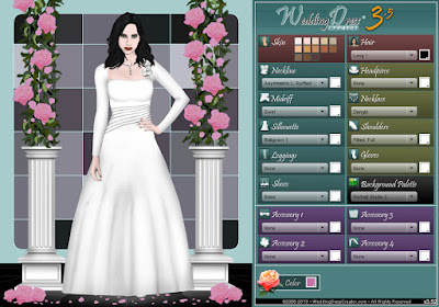 wedding dress creator