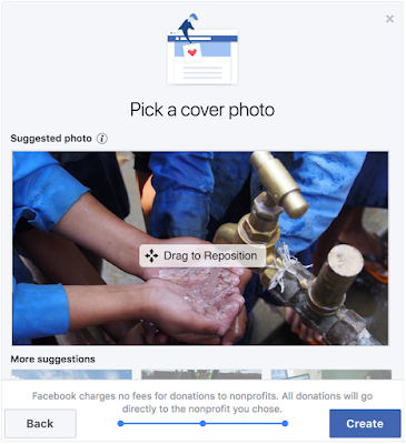 How to Make a Nonprofit Fundraiser from a Facebook Page