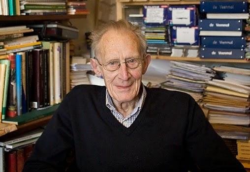 Lammert Huizing (1927 – 2013); Foto André Weima