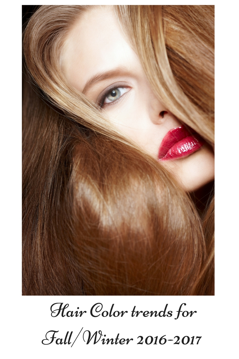 Hair Color Trends For Fall Winter 2016 2017 Fashion And