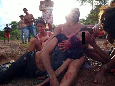 Cigano é executado com quatro tiros em Vargem Grande