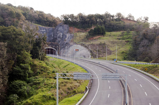 Las carreteras más caras del país
