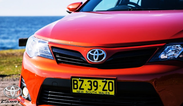 2015 Toyota Camry RZ Review Australia Release Date