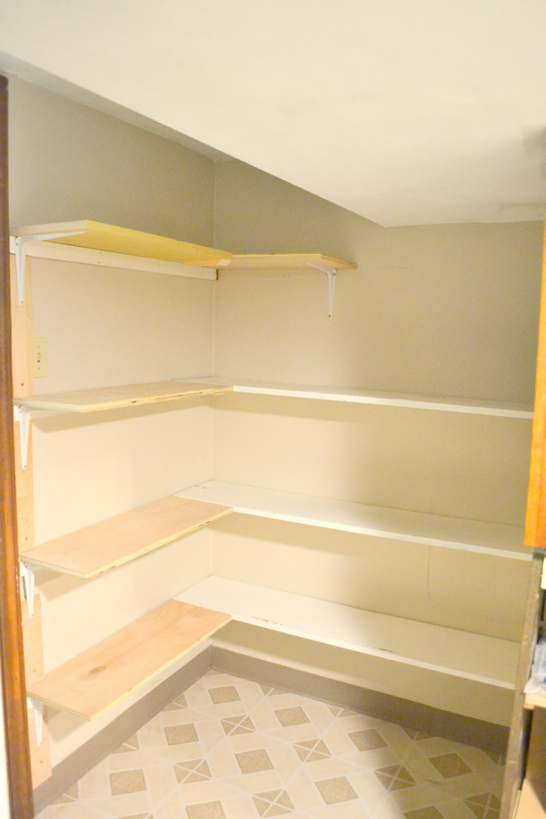 Make It Mommy Laundry Room Makeover Part 4 Pantry