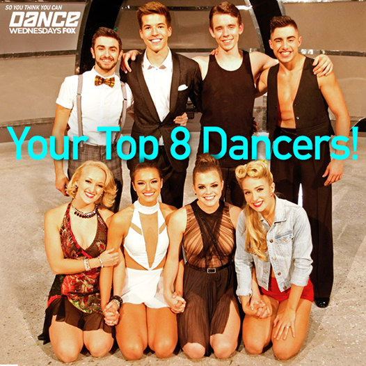 Recap/review of So You Think You Can Dance Season 11 - Top 8 Perform by freshfromthe.com