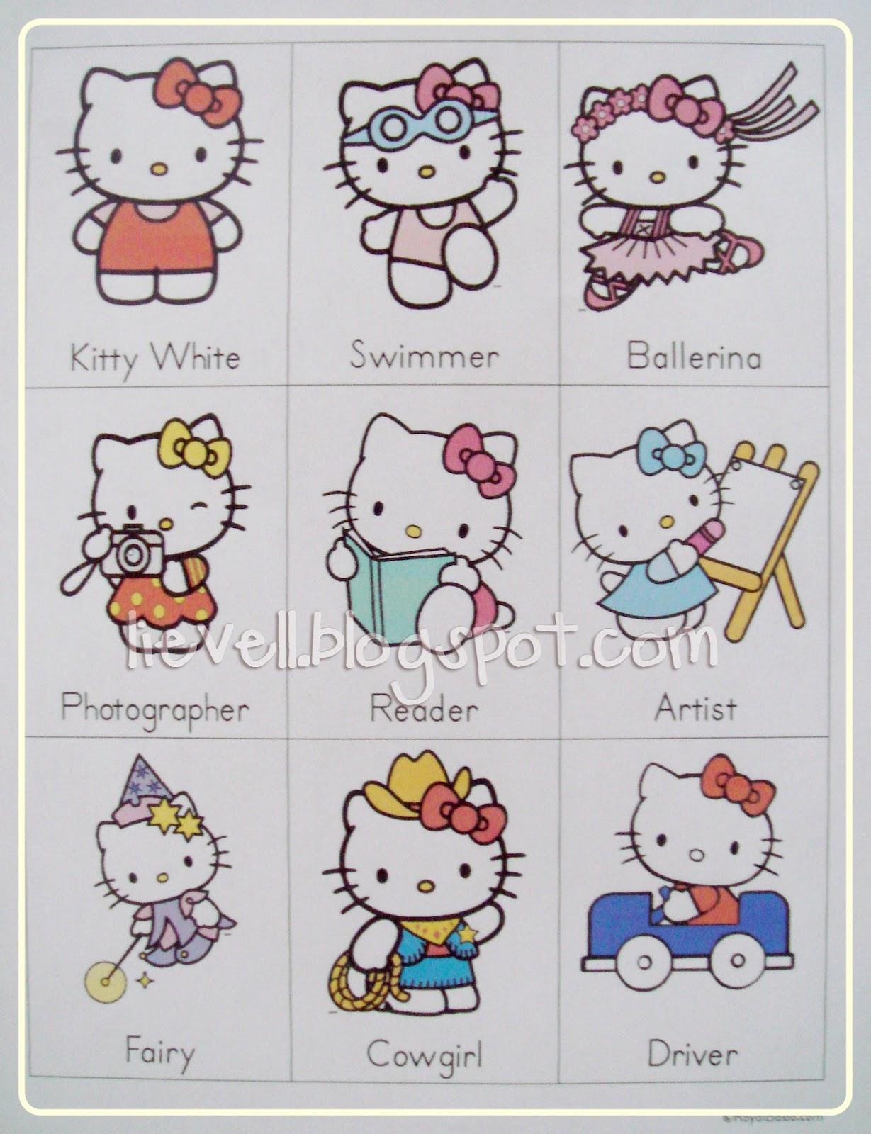 Preschool Hello Kitty
