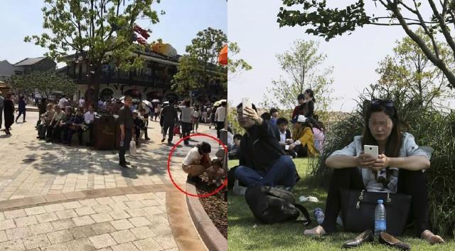 10 Perilaku Turis China Ini Membuat Geram Jagat Raya, Nomor 7 Bikin Geleng-geleng Kepala