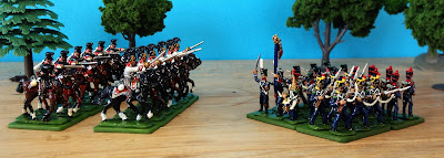 Prussian Cavalry Charge