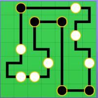 Online Masyu Puzzle