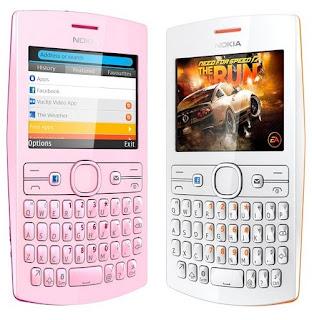 Nokia Asha 205 Harga Dan Spesifikasi, HP Nokia Murah Dual SIM