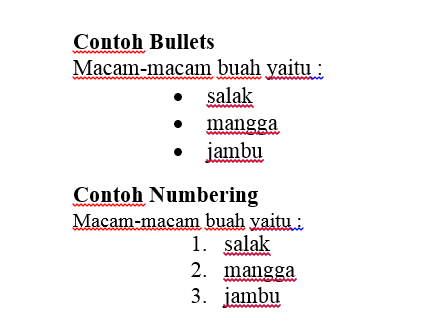 how to add bullets in word 2013