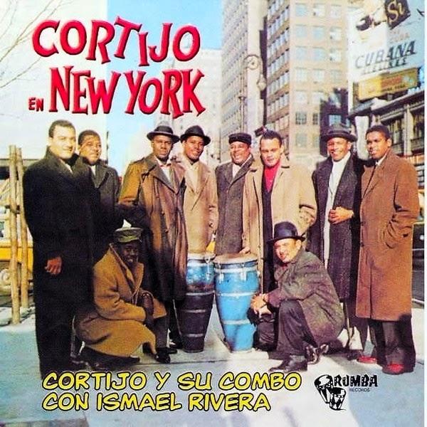 CORTIJO EN NEW YORK - CORTIJO Y SU COMBO CON ISMAEL RIVERA  (1978)