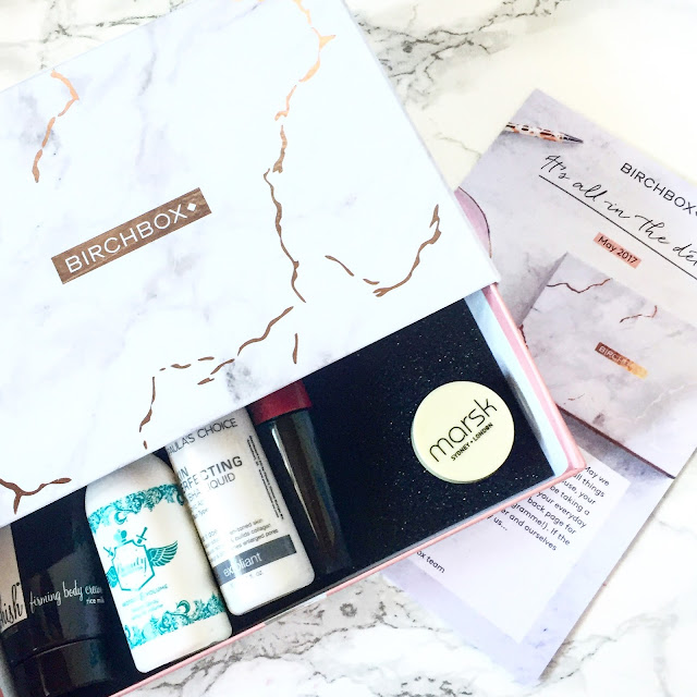 Birchbox Unboxing  - May 2017