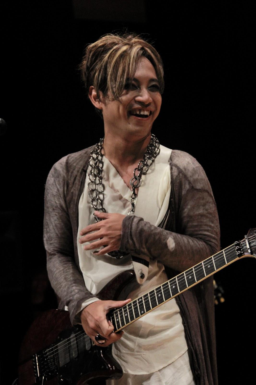iman j rock concert in japan