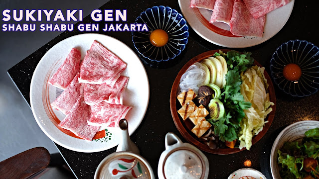 Menu Best Sukiyaki Jakarta yang Menggoda
