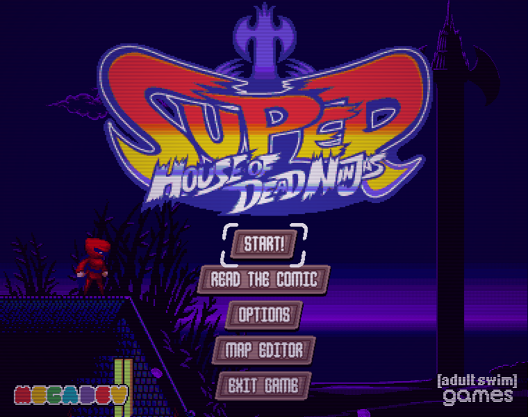 Fine Super Adventures In Gaming Super House Of Dead Ninjas Pc Largest Home Design Picture Inspirations Pitcheantrous