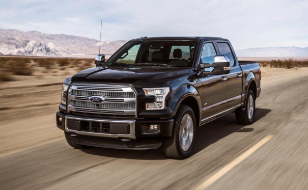 2017 Ford F-150 3.5L V-6 EcoBoost 10-Speed Review