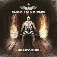 Black Star Rider's Heavy Fire