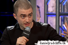 Updated: Daniel Radcliffe and James McAvoy on AOL Build