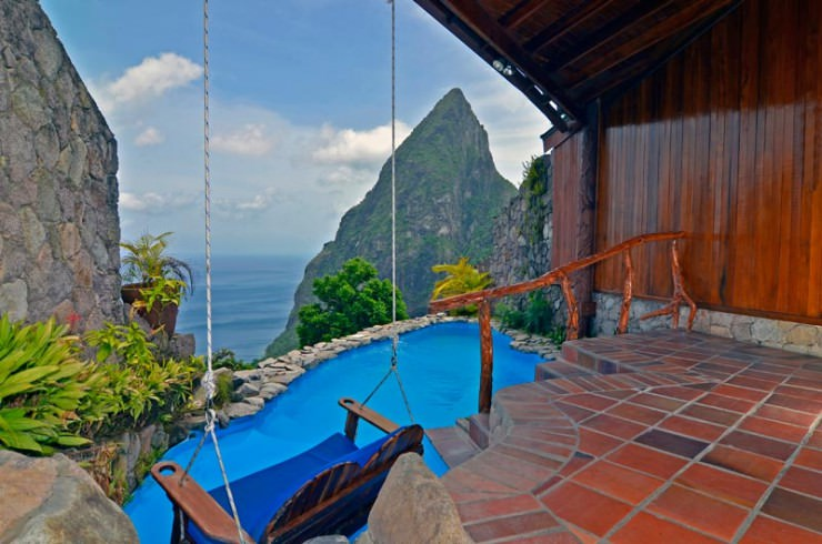 Top 11 Resorts Around the World - St. Lucia