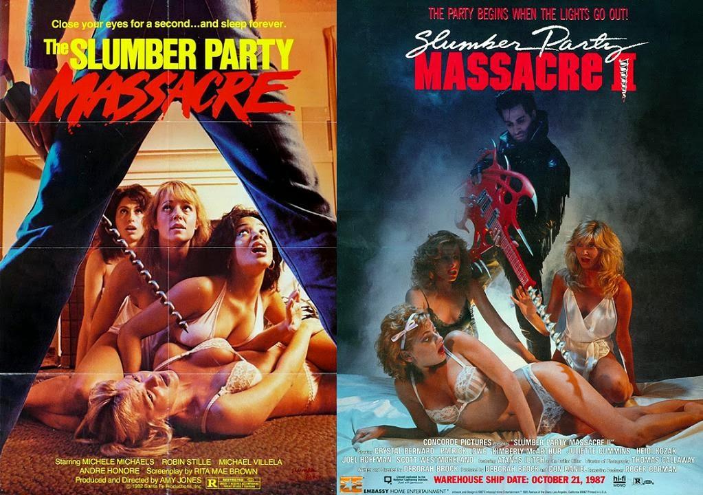 The Slumber Party Massacre Trilogy