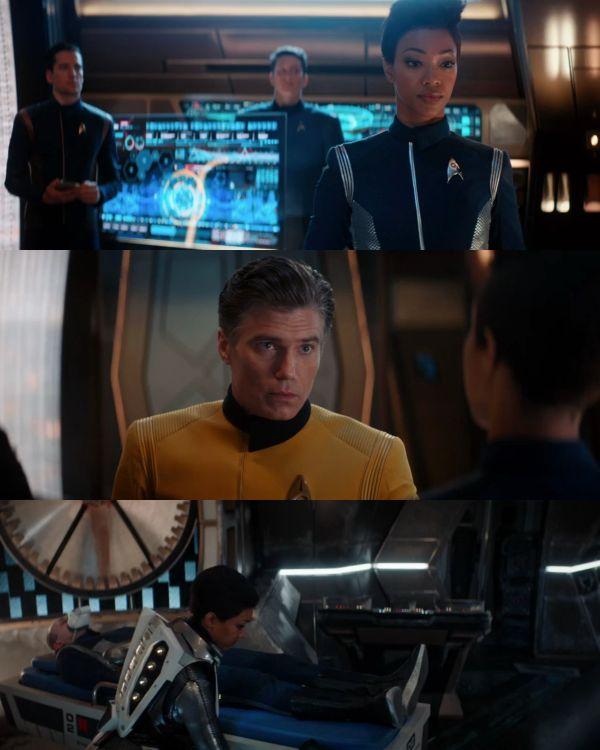 Star Trek Discovery Temporada 2 Completa HD 720p Latino Dual