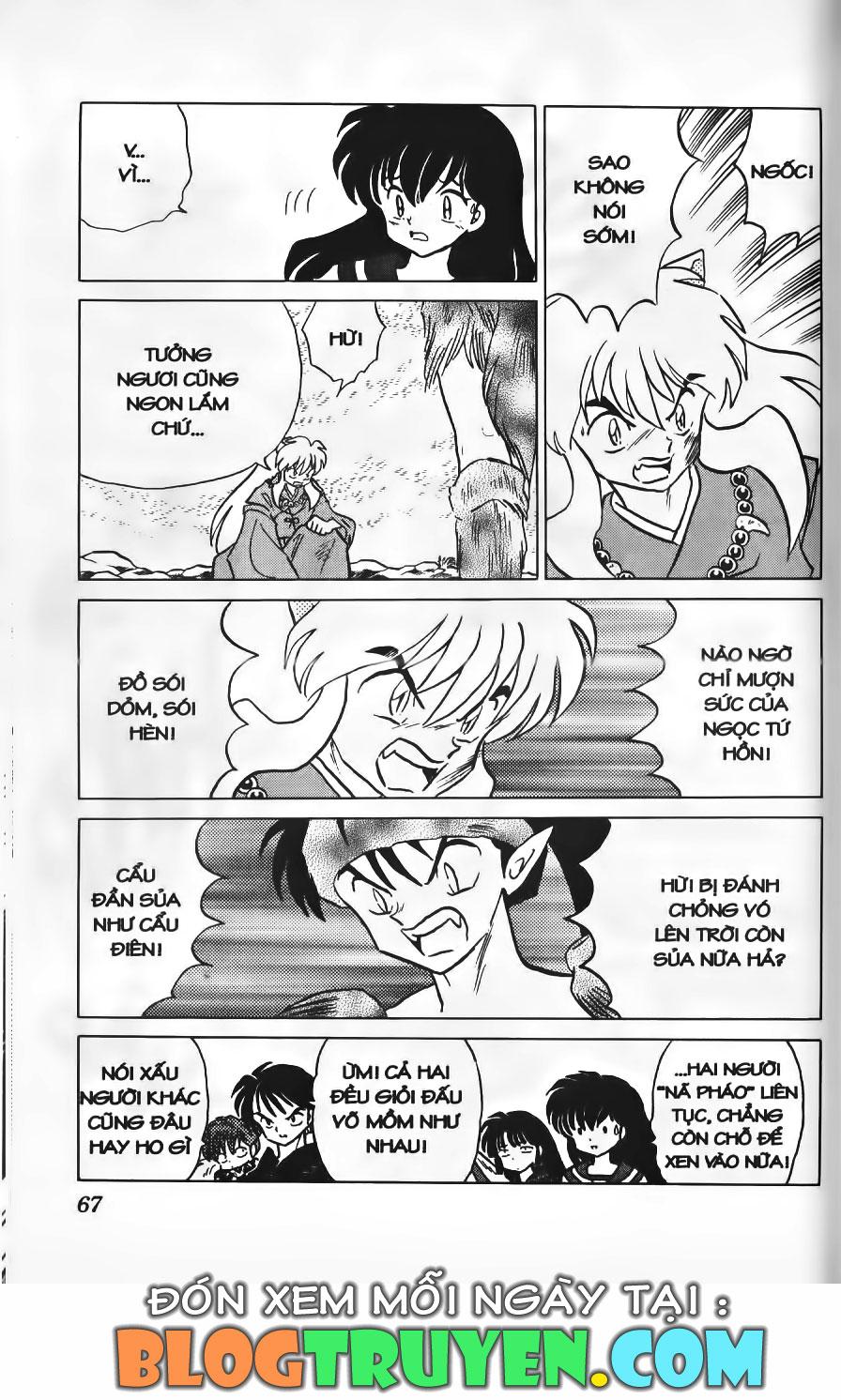 Inuyasha vol 14.4 trang 10