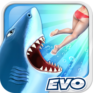 Hungry Shark Evolution Apk Modded v2.2.6 Money+Mod Download Version