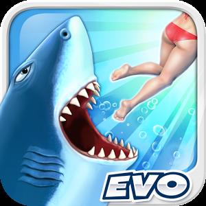 Hungry Shark Evolution Apk Modded v2.2.6 Money+Mod Download Version