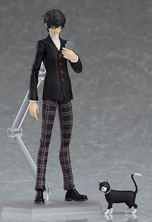 """figma Hero de """"Persona 5"""" - Max Factory"""