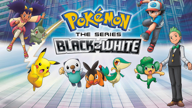 Download Pokémon: Black And White Hindi Episodes [HD]