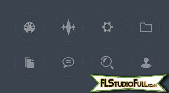 fl studio 12 - Icones Remodelados