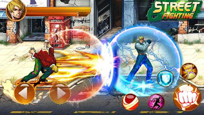 Street Fighting City Fighter Apk Offline