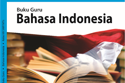 Download Buku Guru B. Indonesia Kls 8 Kurikulum 2013 Revisi Tahun 2017
