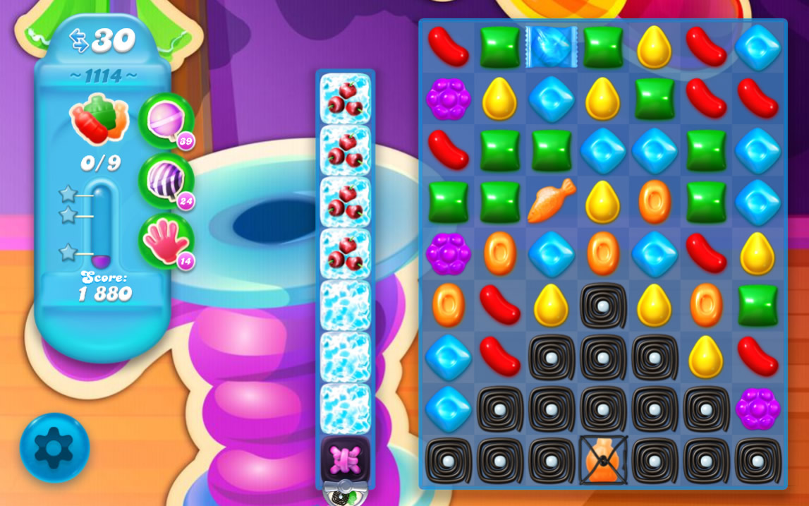 Candy Crush Soda Saga 1114
