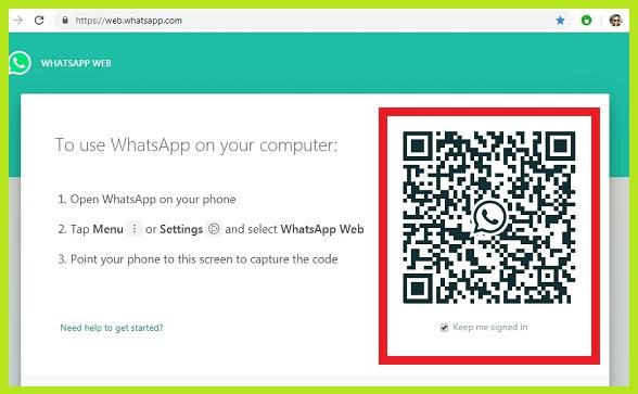 Cara Login WhatsApp Web Tanpa Scan Barcode Hp