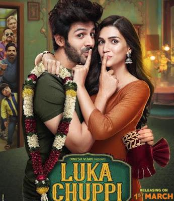 Luka Chuppi Movie First Look, Luka Chuppi Movie Poster