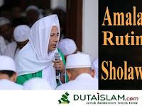 Amalan Shalawat Ahli Bait Nur dari Maula Habib Luthfi Bin Yahya dan Manfaatnya